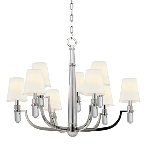 Dayton Chandelier by Hudson Valley Lighting