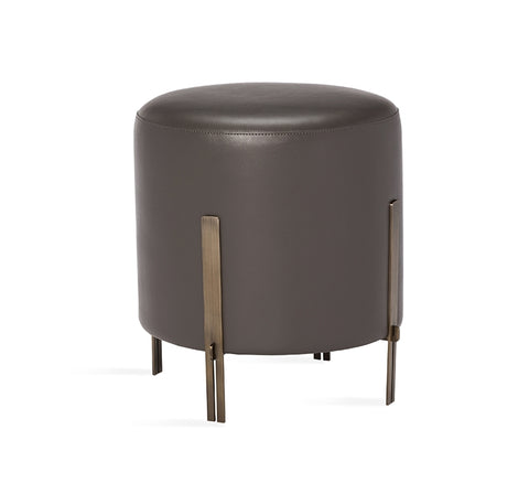 Bexley Stool in Grey design by Interlude Home