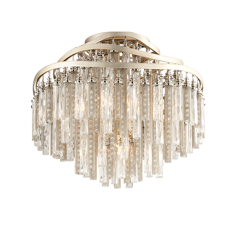 Chimera Flush Mount by Corbett Lighting