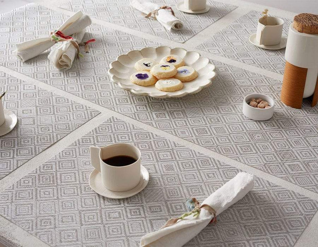 Mosaic Table Runner by Chilewich