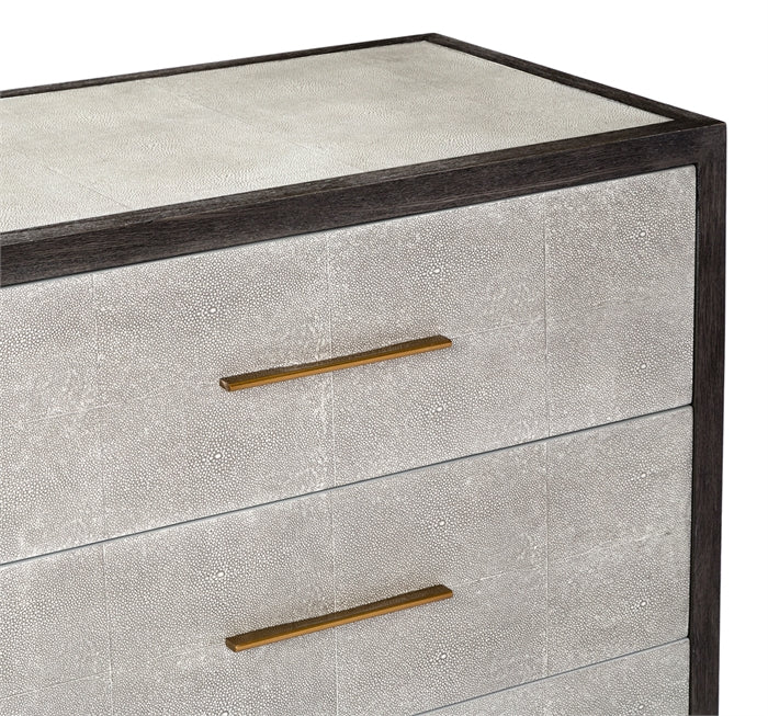 Maia 6 Drawer Chest in Grey