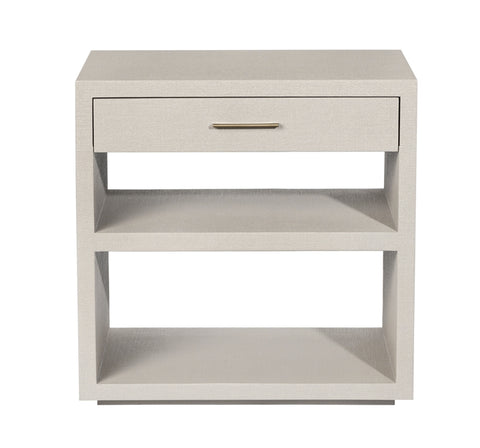 Livia Bedside Chest in Sand