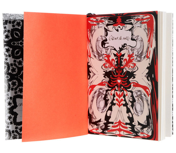 Fashion Sketch Notebook design by Christian Lacroix