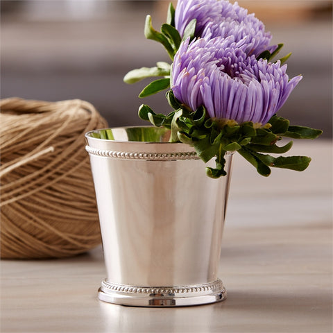 McKenzie Small Mint Julep Cup design by Twos Company