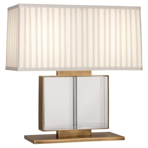 Sloan Collection Wide Table Lamp by Robert Abbey