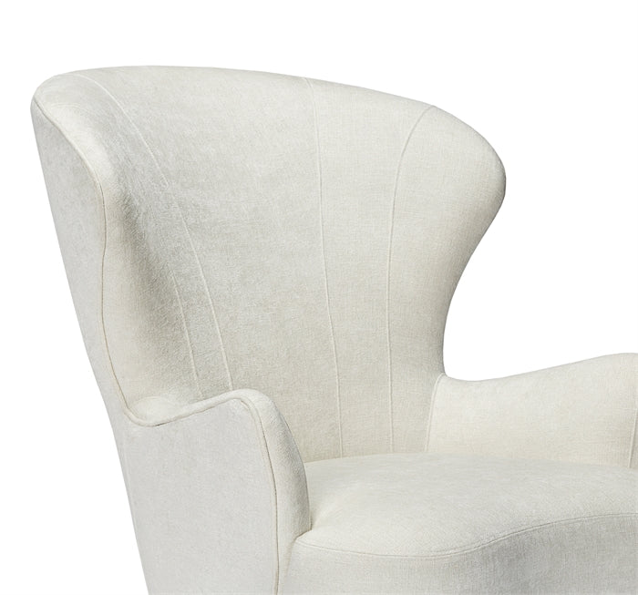 Ollie Chair in Pearl