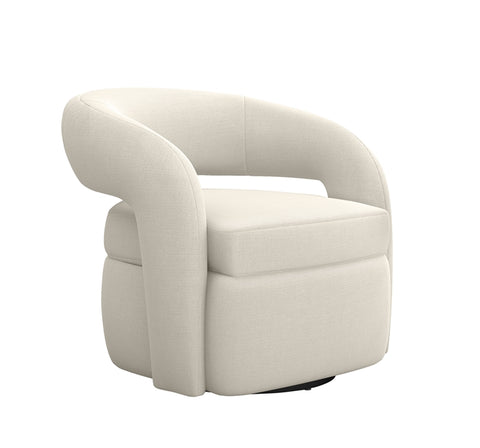 Targa Chair in Pearl design by Interlude Home