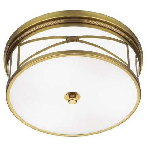 Chase Collection Flush Mount design by Robert Abbey