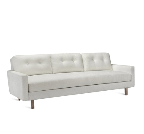 Aventura Sofa in Pearl design by Interlude Home