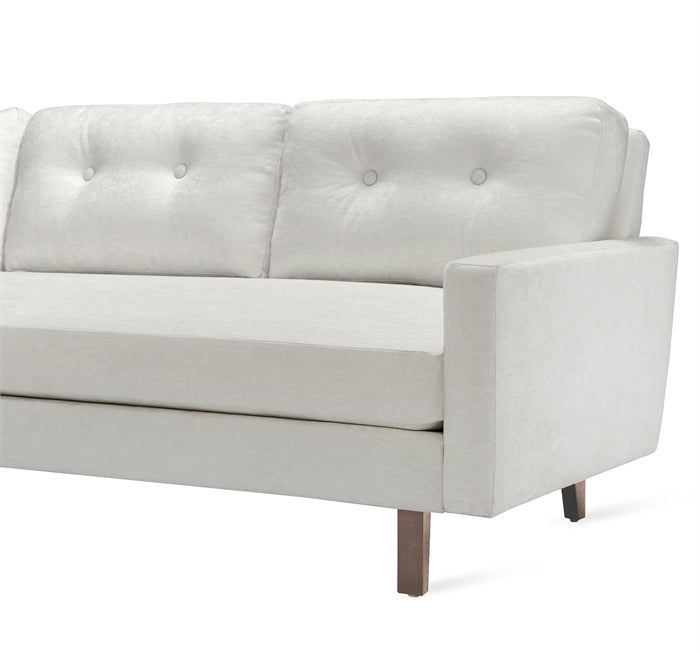 Aventura Sofa in Pearl