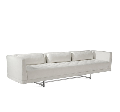 Luca Sofa in Pearl design by Interlude Home