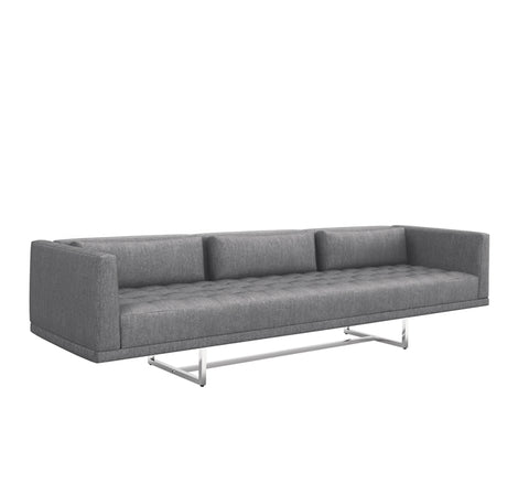 Luca Sofa in Night design by Interlude Home