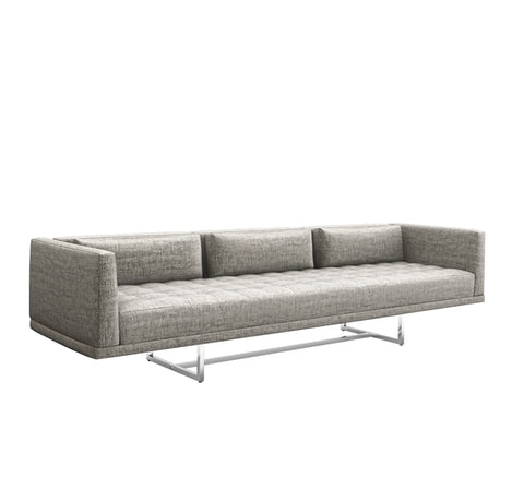 Luca Sofa in Feather design by Interlude Home