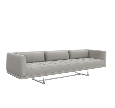 Luca Sofa in Grey design by Interlude Home