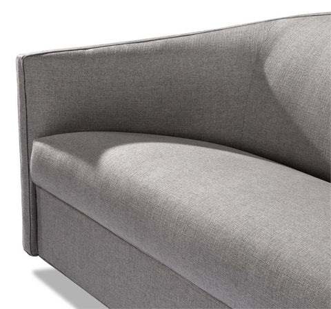 Turin Sofa in Grey design by Interlude Home