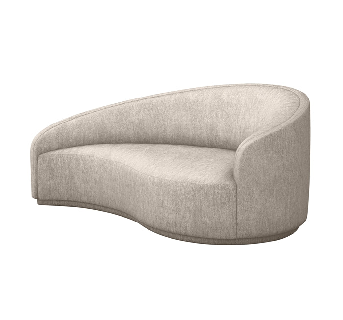 Dana Right Chaise in Bungalow design by Interlude Home