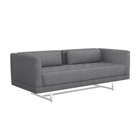 Luca Loveseat in Night design by Interlude Home