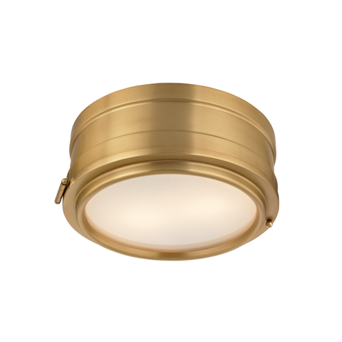 Rye 2 Light Flush Mount by Hudson Valley Lighting