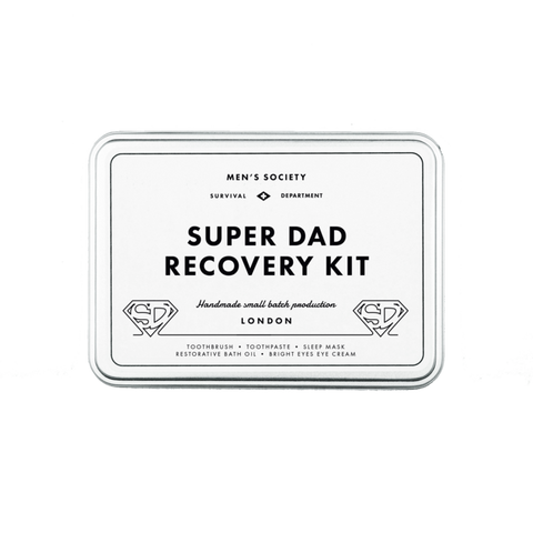 Super Dad Recovery Kit design by Men's Society