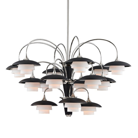 Barron Chandelier by Hudson Valley Lighting