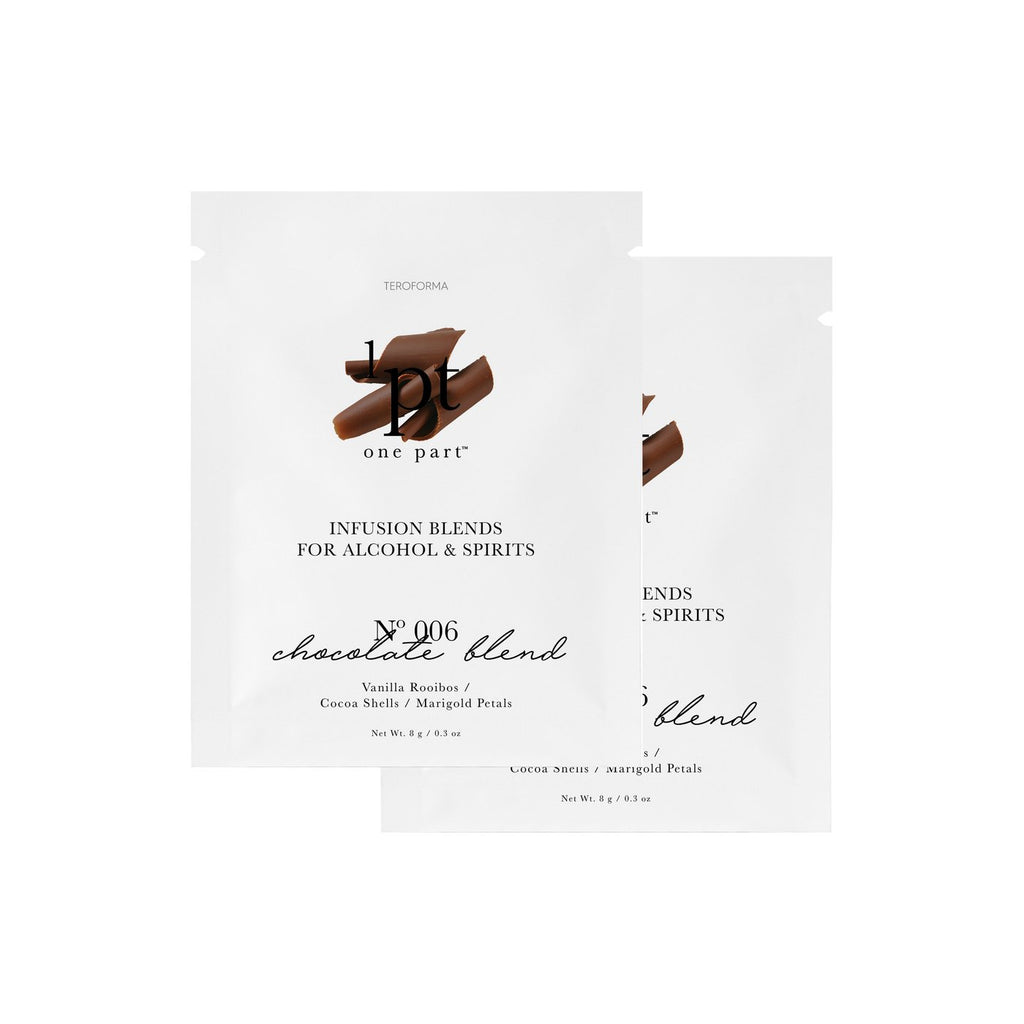 1pt N°006 Chocolate Single Pack