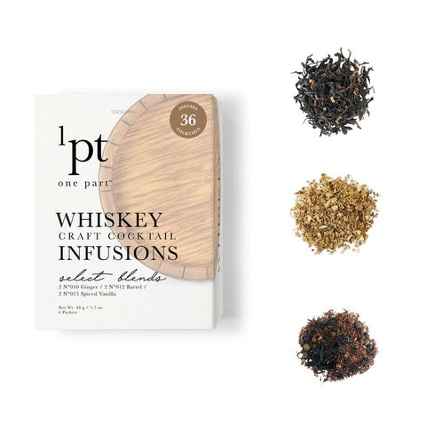 1pt Cocktail Pack - WHISKEY by Teroforma