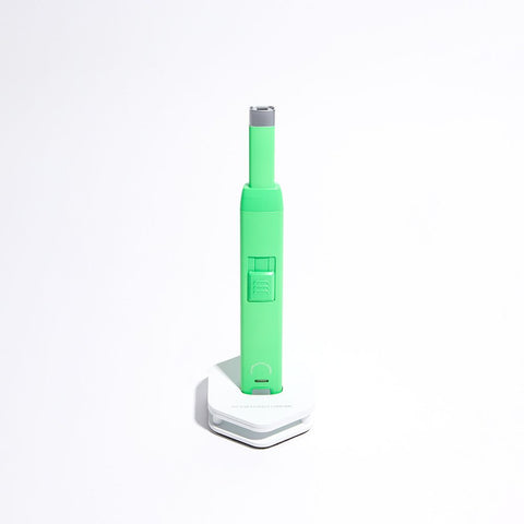 USB Candle Lighter Hi Green