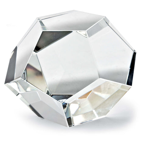 Crystal Dodecahedron in Various Sizes design by Regina Andrew