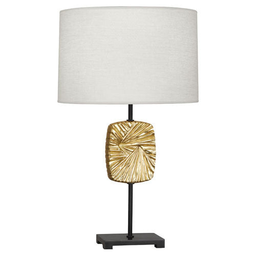 Alberto Table Lamp in Various Finishes design by Michael Berman