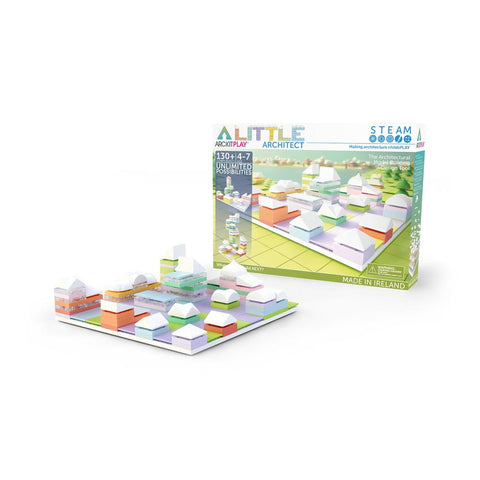 Little Architect Kids Model City Architect Building Kit by Arckit