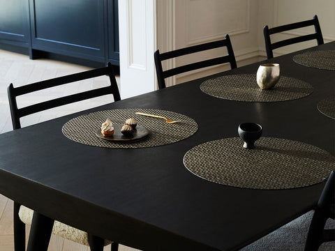 Origami Round Placemats by Chilewich
