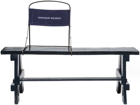 Backrest - Navy Blue