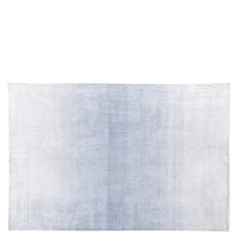Phipps Sky Rug in Ombre Pale Blue