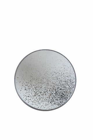 Clear Round Wall Mirror in Various Sizes