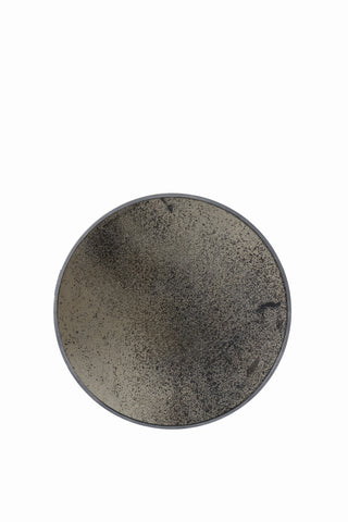 Bronze Round Wall Mirror in Various Sizes