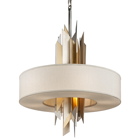 Modernist Pendant by Corbett Lighting
