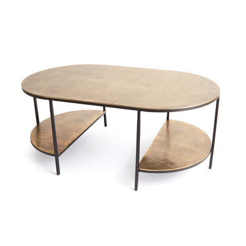 Hardin Coffee Table by BD Edition