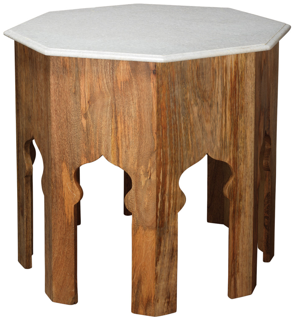 Large Atlas Side Table design by Jamie Young