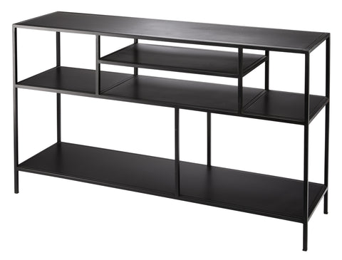 Element Shelved Console Table design by Jamie Young