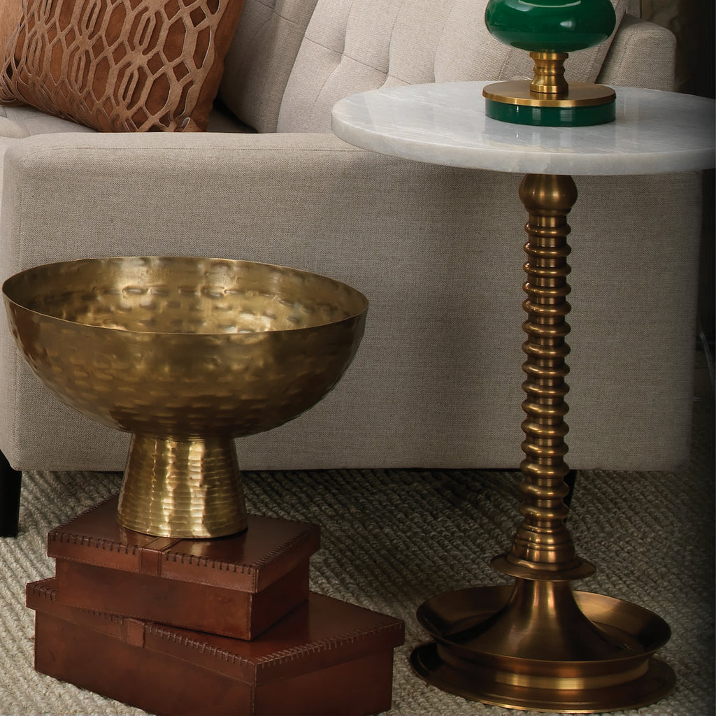 Large Ghee Side Table design by Jamie Young