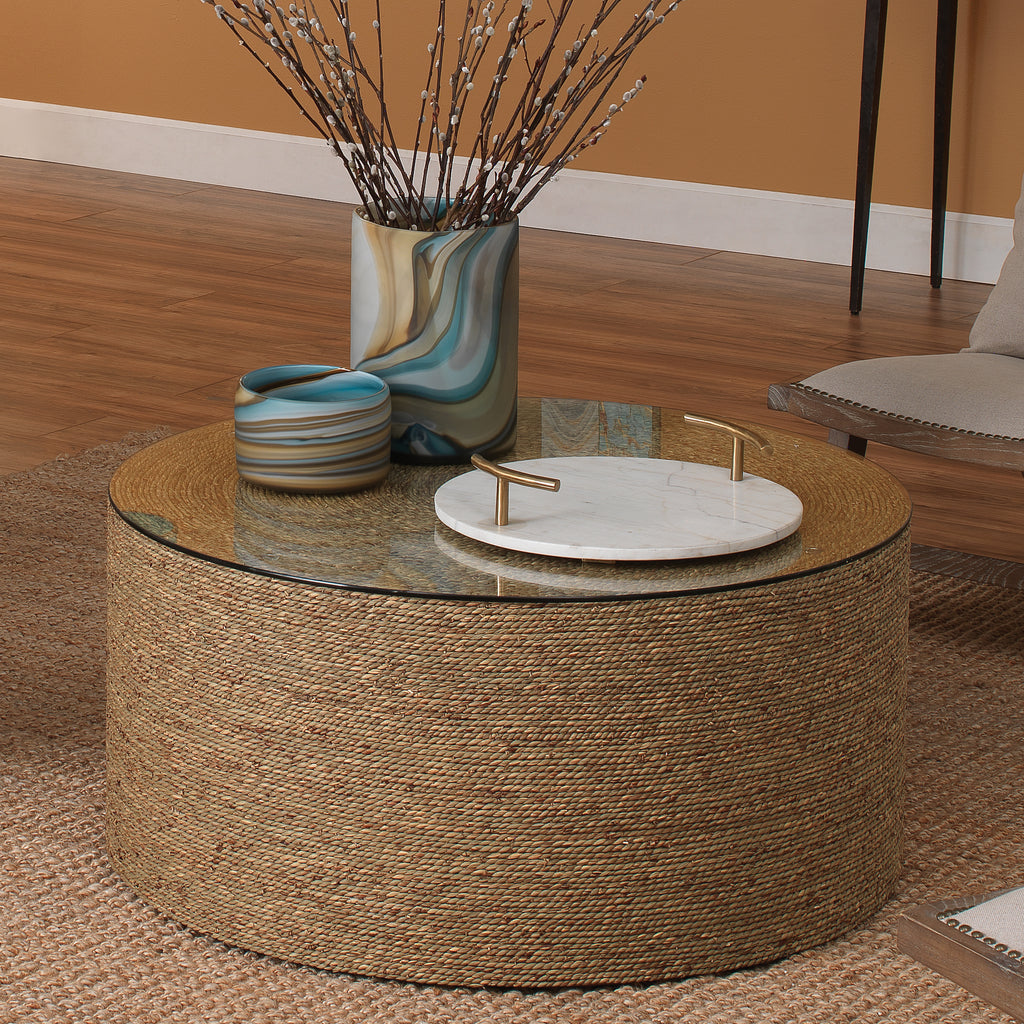 Harbor Coffee Table design by Jamie Young