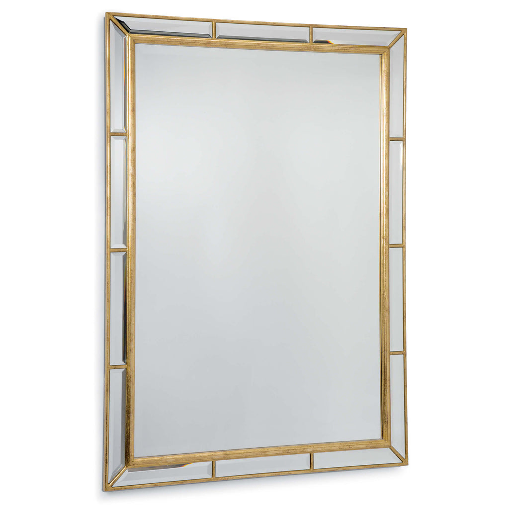 Plaza Beveled Mirror design by Regina Andrew