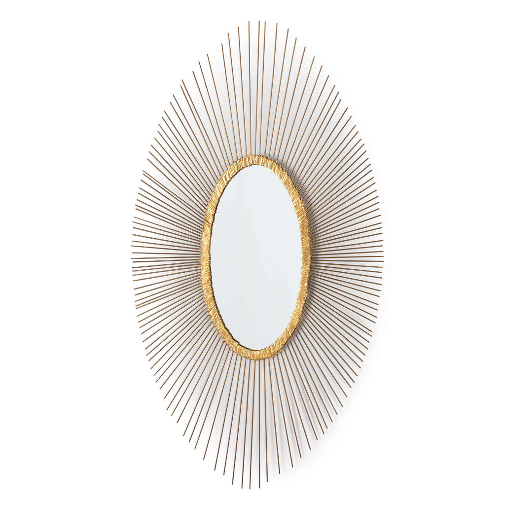 Sedona Oval Mirror design by Regina Andrew