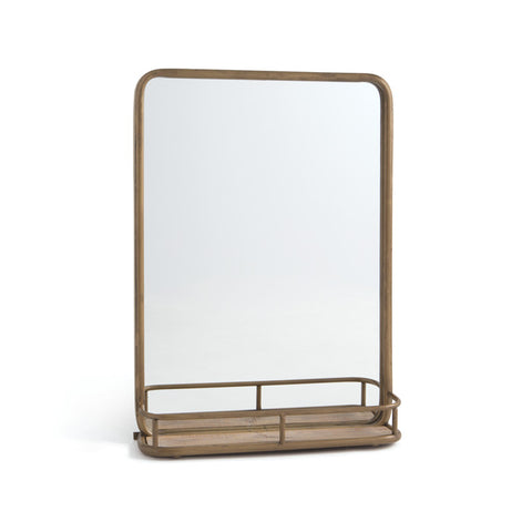 Windward Shelf Mirror by BD Edition