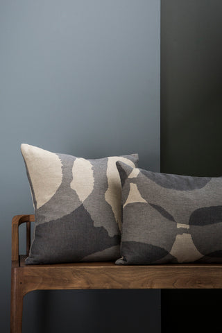 Layered Dots Cushion