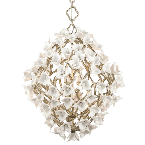 Lily Chandelier by Corbett Lighting