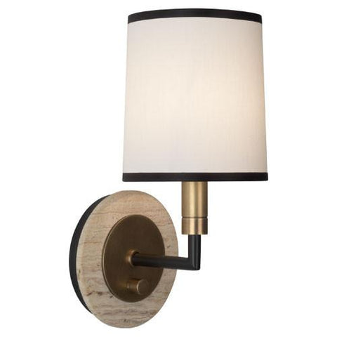 Axis Collection Wall Sconce design by Robert Abbey