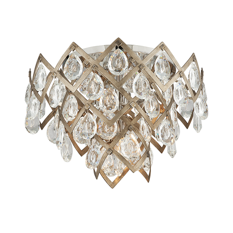 Tiara Flush Mount by Corbett Lighting