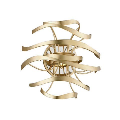 Calligraphy Wall Sconce by Corbett Lighting