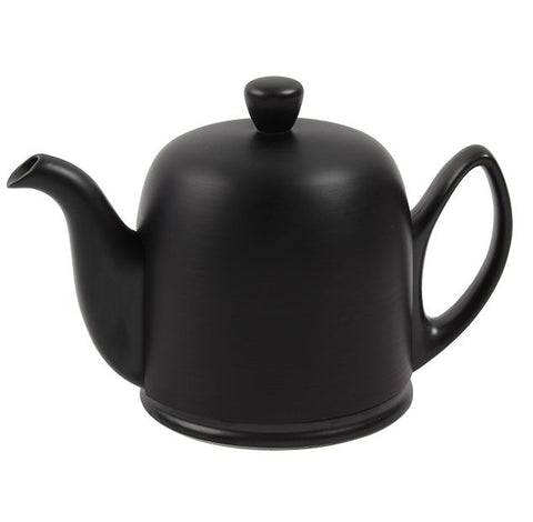Salam Teapot All Black - 6 Cups